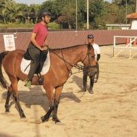 Pengalaman Belajar Berkuda di Bali