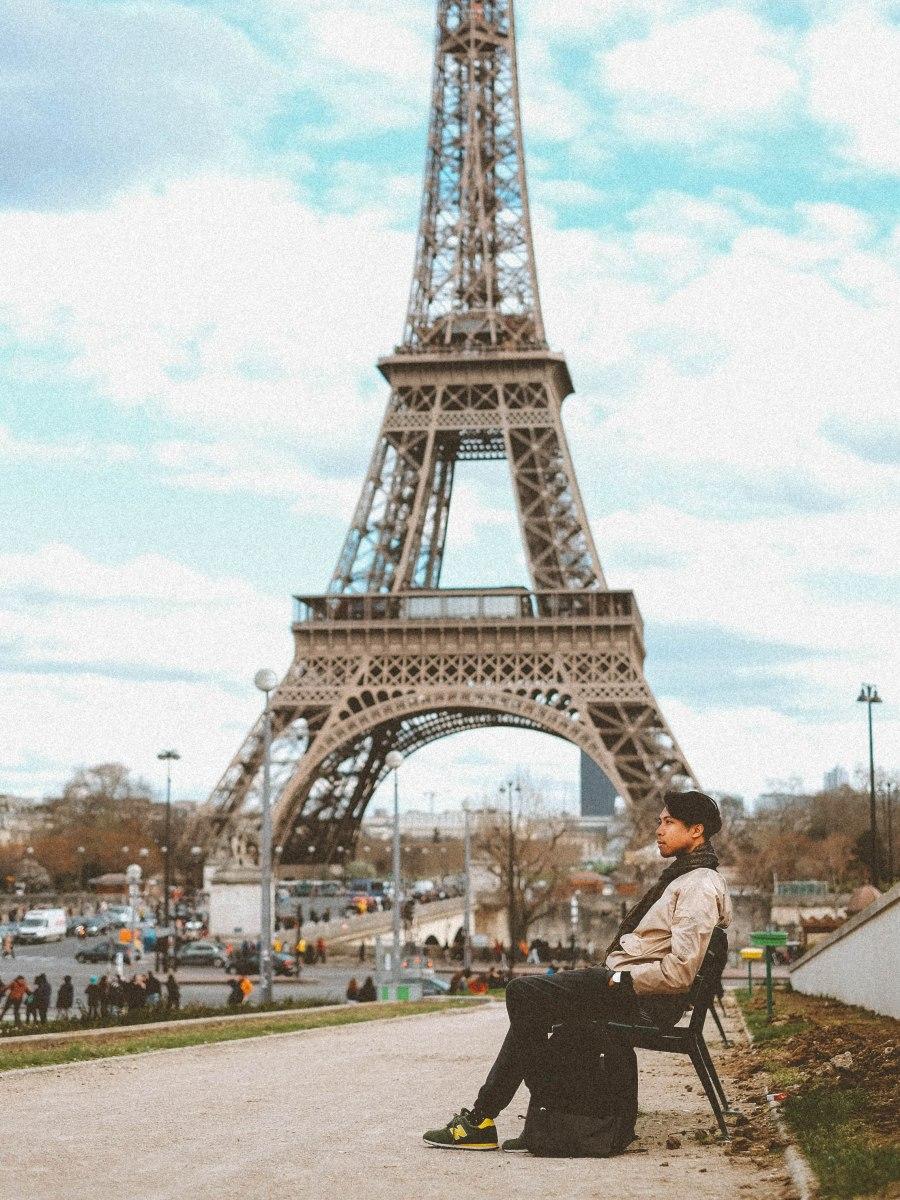 Wisata Hemat di Paris