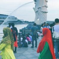 Ikut Tur Gratis di Singapura
