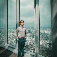 Melihat Indahnya Kota Osaka Dari Abeno Harukas 300